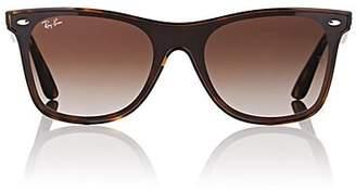 Ray-Ban Men's Blaze Wayfarer Sunglasses - Brown