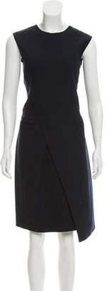 Salvatore Ferragamo Wool Sleeveless Dress