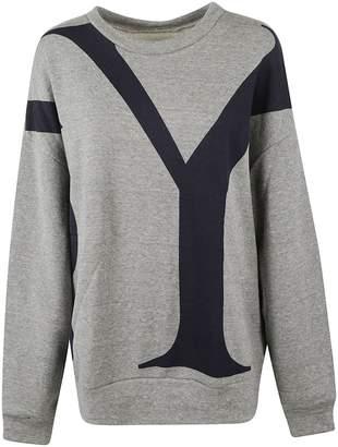 Y's Oversized Sweatshirt