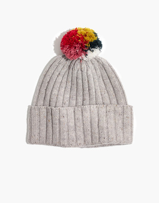 65492bfba52 White Pom Pom Hats For Women - ShopStyle UK