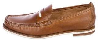Rag & Bone Leather Flat Loafers