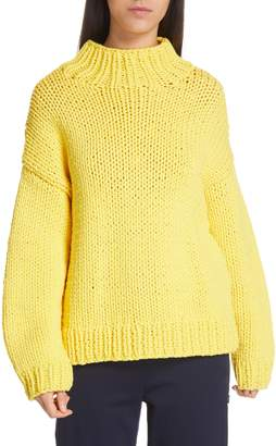 2ba237a359a820 Hand Knit Chunky Sweater - ShopStyle