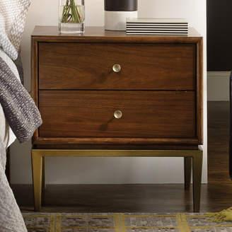 Hooker Furniture Studio 7H 2 Drawer Nightstand