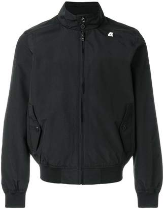 K-Way lightweight bomber jacket