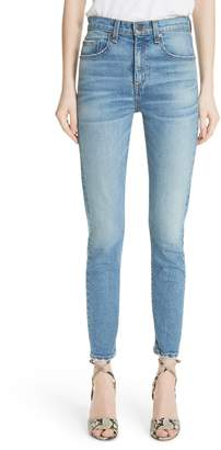 Veronica Beard Faye Skinny Jeans