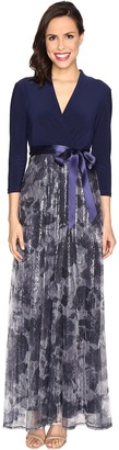 Christin Michaels Anna Sequin Maxi Dress $154 thestylecure.com
