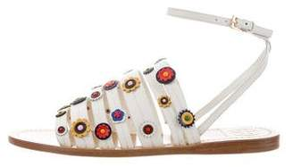Tory Burch 2018 Marguerite Sandals w/ Tags