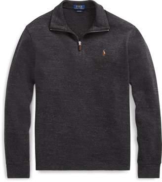 f190a1e7 ... Ralph Lauren Estate Rib Half-Zip Pullover