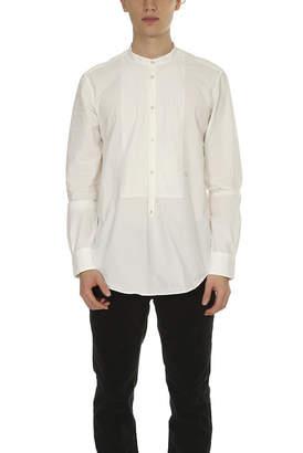 Massimo Alba Key Collar Shirt