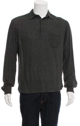 Barena Venezia Wool Long Sleeve Shirt