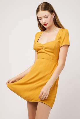 Azalea Sweetheart Neck A Line Dress