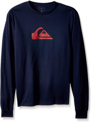 Quiksilver Young Men's Mw Ls T-Shirt