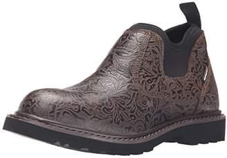 Carhartt Women's 4 Inch Embossed Romeo Soft Toe Cws4177 Work Boot