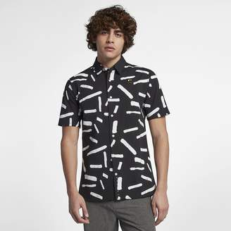 Hurley Bowie Men's Short Sleeve Shirt