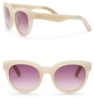 Toms 52mm Traveler Florentin Sunglasses