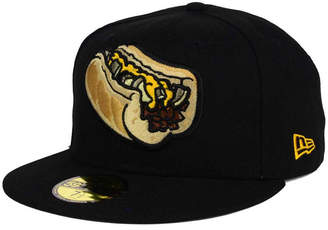 New Era Lehigh Valley Cheesesteaks MiLB Ac 59FIFTY Fitted Cap