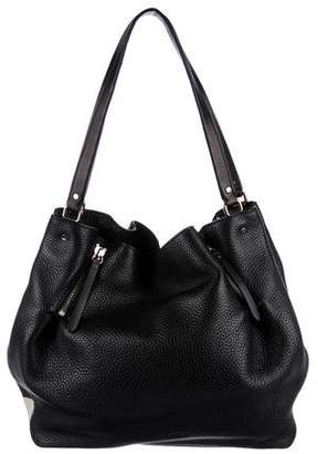Burberry House Check-Trimmed Maidstone Tote
