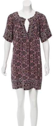 Calypso Silk Printed Tunic