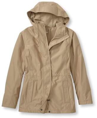 L.L. Bean L.L.Bean H2OFF Rain Jacket, Mesh-Lined
