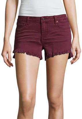 Vanilla Star 3 Denim Shorts-Juniors