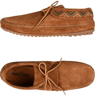 Minnetonka Lace-up shoes - Item 11227634