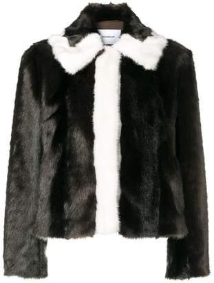 Dondup faux fur jacket