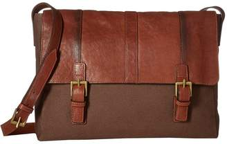 Scully Santa Fe Messenger Bag Bags