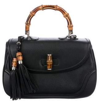 Gucci New Bamboo Large Top Handle Bag
