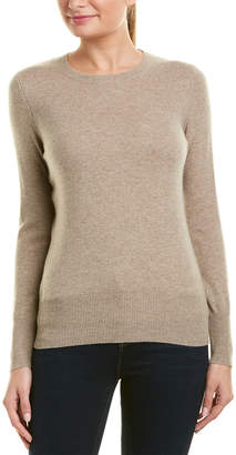 Sofia Cashmere sofiacashmere Sofiacashmere Crew Neck Cashmere Sweater