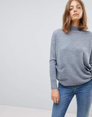 Vero Moda Front Pocket Sweater