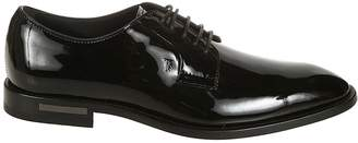 Tod's Glossy Laced-up Derby Shoes