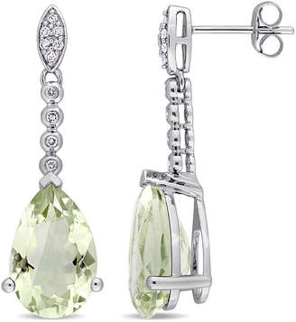 Rina Limor Fine Jewelry 10K Rose Gold 2.10 Ct. Tw. Garnet Studs