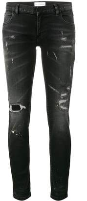 Faith Connexion ripped skinny jeans