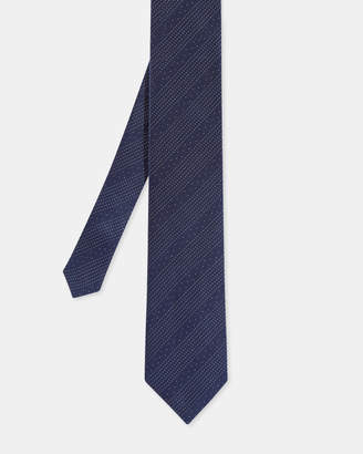 Ted Baker ARM Spotted stripe silk tie
