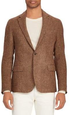 Polo Ralph Lauren Morgan Twill Wool Blend Suit Jacket