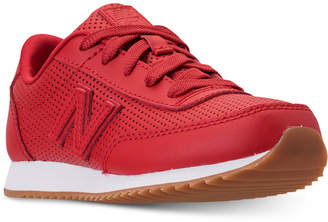 New Balance Little Boys' 501 Leather Casual Sneakers from Finish Line