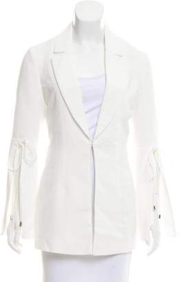 C/Meo Collective Fluted Sleeve Lightweight Blazer w/ Tags
