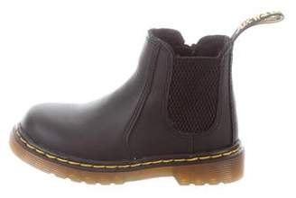 Dr. Martens Kids Kids' Leather Chelsea Boots