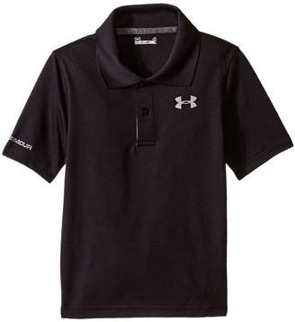 Under Armour Kids Match Play Polo Boy's Short Sleeve Pullover