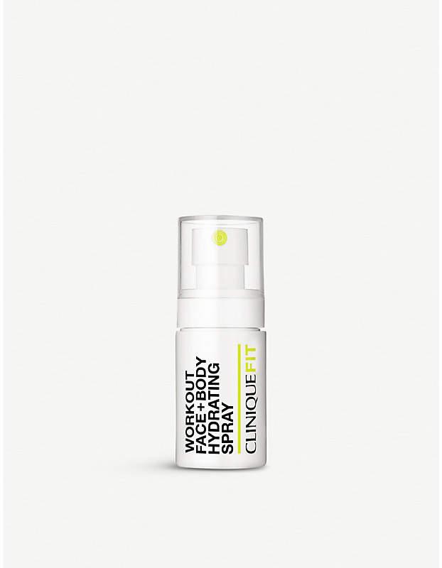 CliniqueFITTM Workout Face + Body Hydrating Spray 30ml