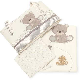 Mothercare Teddy's Toy Box Crib Bale