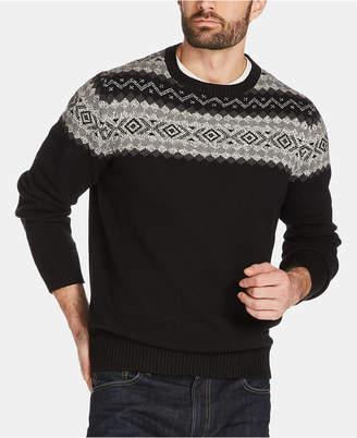 Weatherproof Vintage Men Knit Sweater