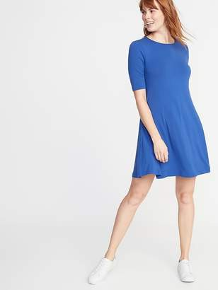 Old Navy Jersey Swing Dress for Women