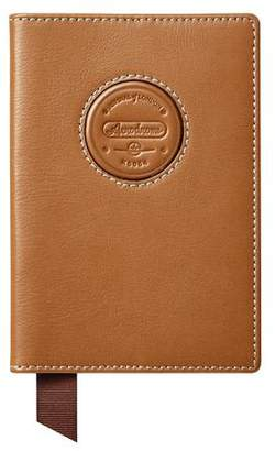 Aspinal of London The Aerodrome Passport Cover