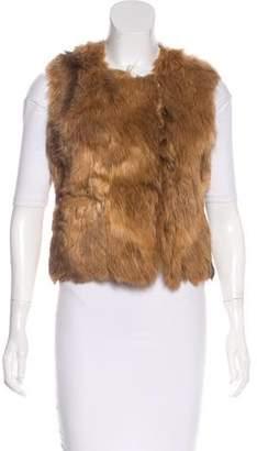 Rachel Comey Alpaca Fur Vest