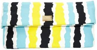 Tara Jarmon Multicolour Cotton Clutch Bag