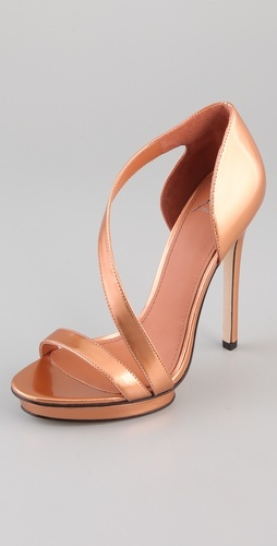 Brian Atwood Consort High Heel Sandals