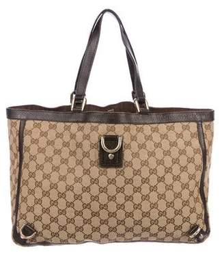 Gucci GG Abbey D-Ring Tote