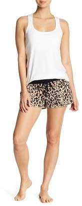 PJ Salvage Cozy Print Pajama Shorts