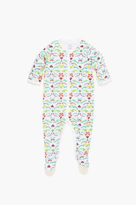 Roberta Roller Rabbit Infant Pollen Footie Pajama